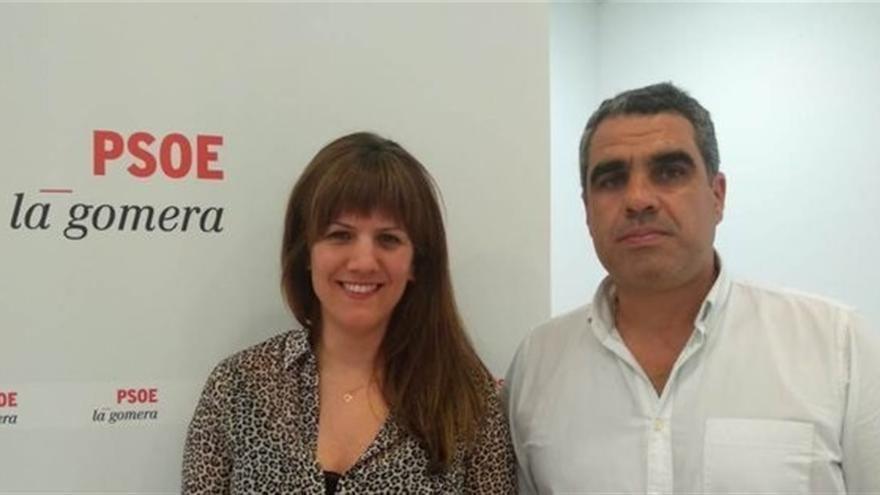 Sabina del Pilar Rodríguez Cabellos y Cristopher Eugenio Marrero Galván