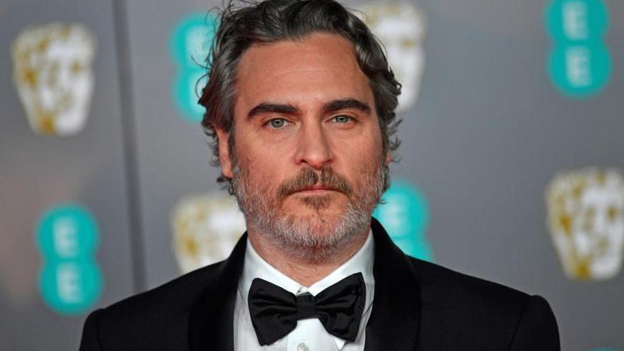 "Joaquin Phoenix, Bafta al mejor actor por ""Joker"""