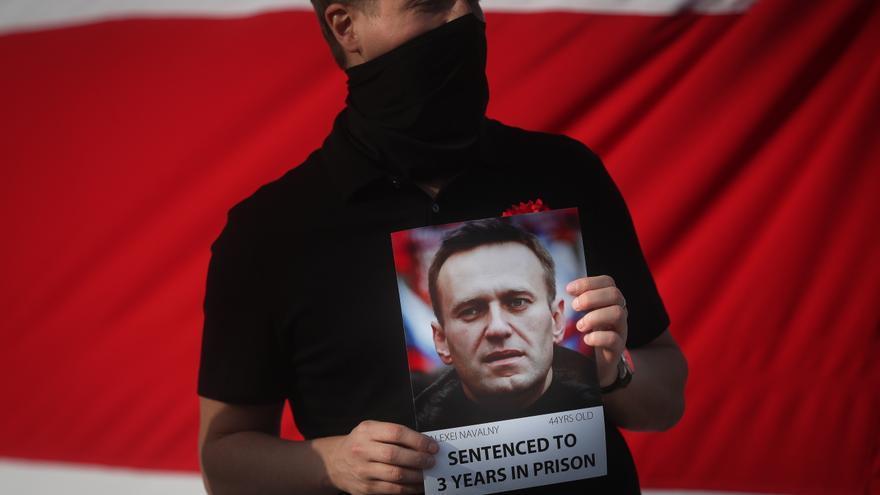 Trasladan a Navalni a un hospital para reclusos