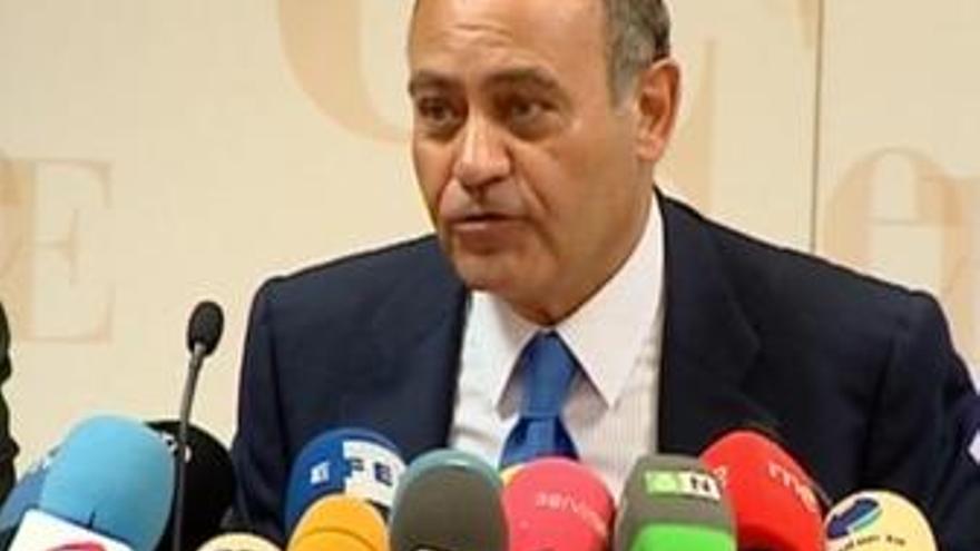 Díaz Ferrán, positivo sobre reforma laboral