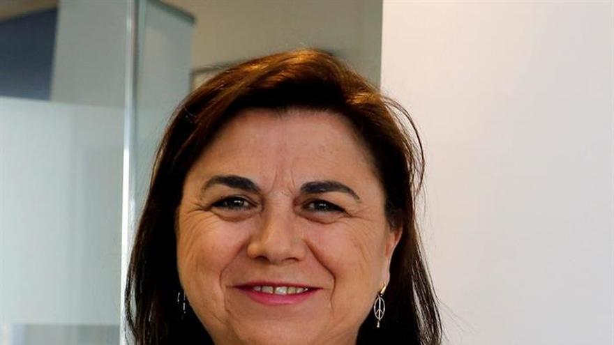 Lucía Méndez logra el primer premio de periodismo Josefina Carabias