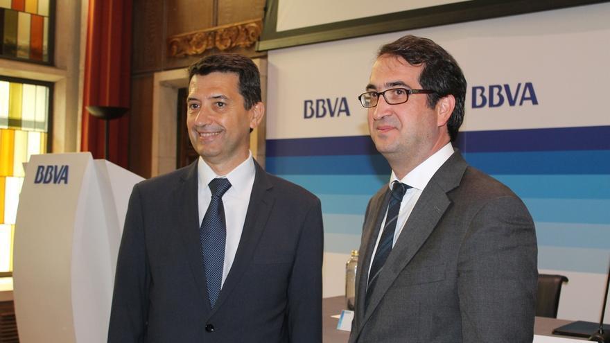 BBVA estima que la economía vasca crecerá un 2,4% en 2016 y un 2,5% en 2017