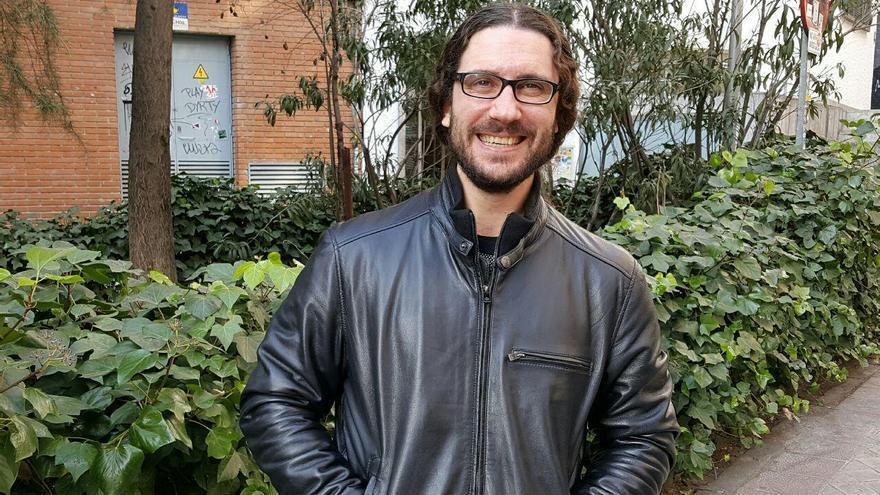 Salvador Mestre, concejal de Podemos en Silla.