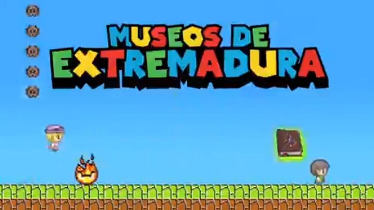 Los museos de Extremadura utilizan videojuegos clásicos como reclamo para recuperar las visitas