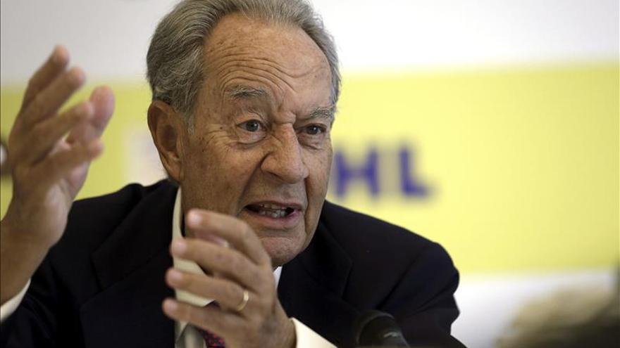 Villar Mir vende a Tyrus el 1,07 % adicional de OHL