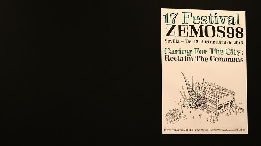 Cartel del 17 Festival Zemos98.