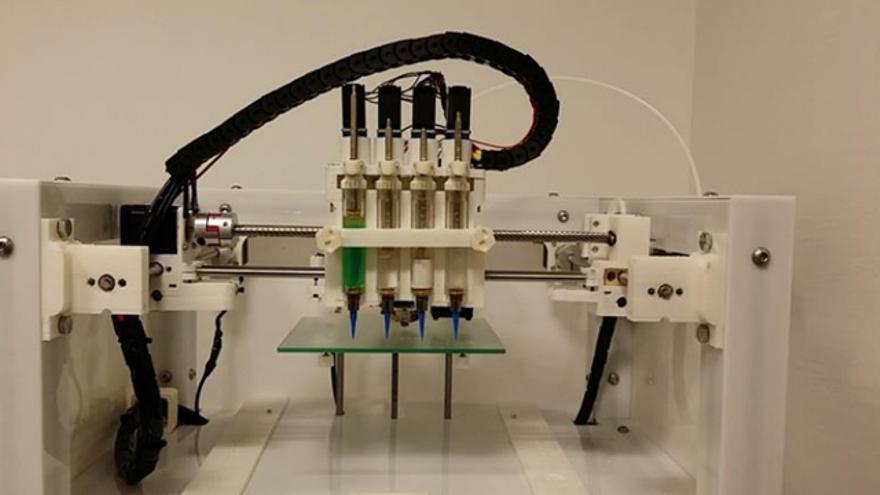 Una bioimpresora de Regemat 3D