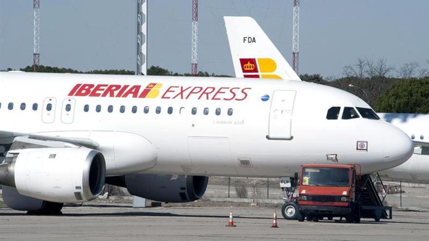 Iberia Express alcanza los 20 millones de pasajeros transportados