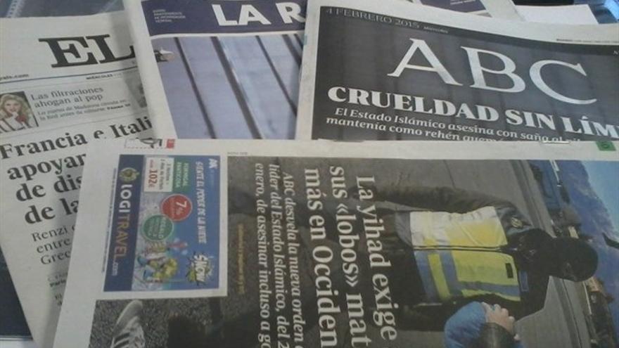 Repartidores de prensa finalizan la huelga indefinida tras acercar posturas con empresa distribuidora