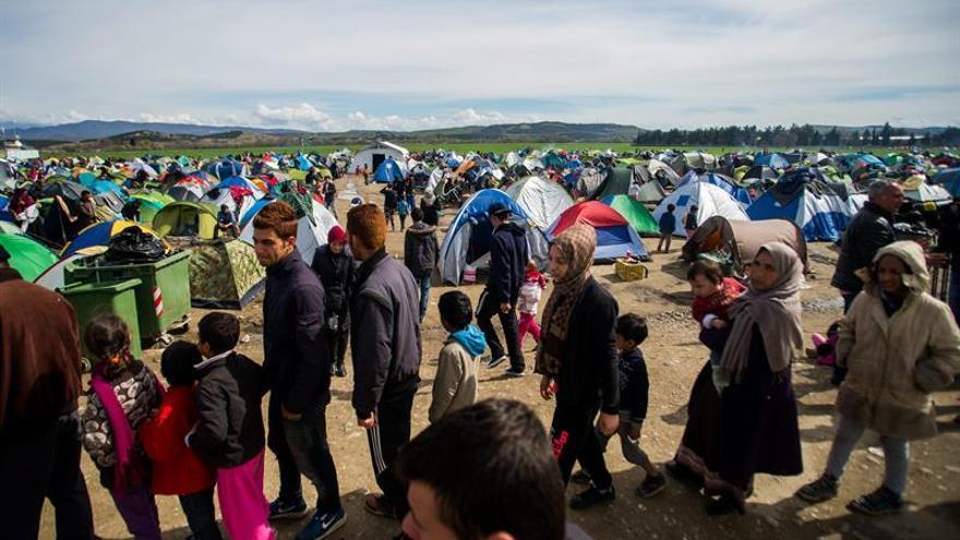 Condenado a 108 años por abusar de niños en un campo de refugiados en Turquía