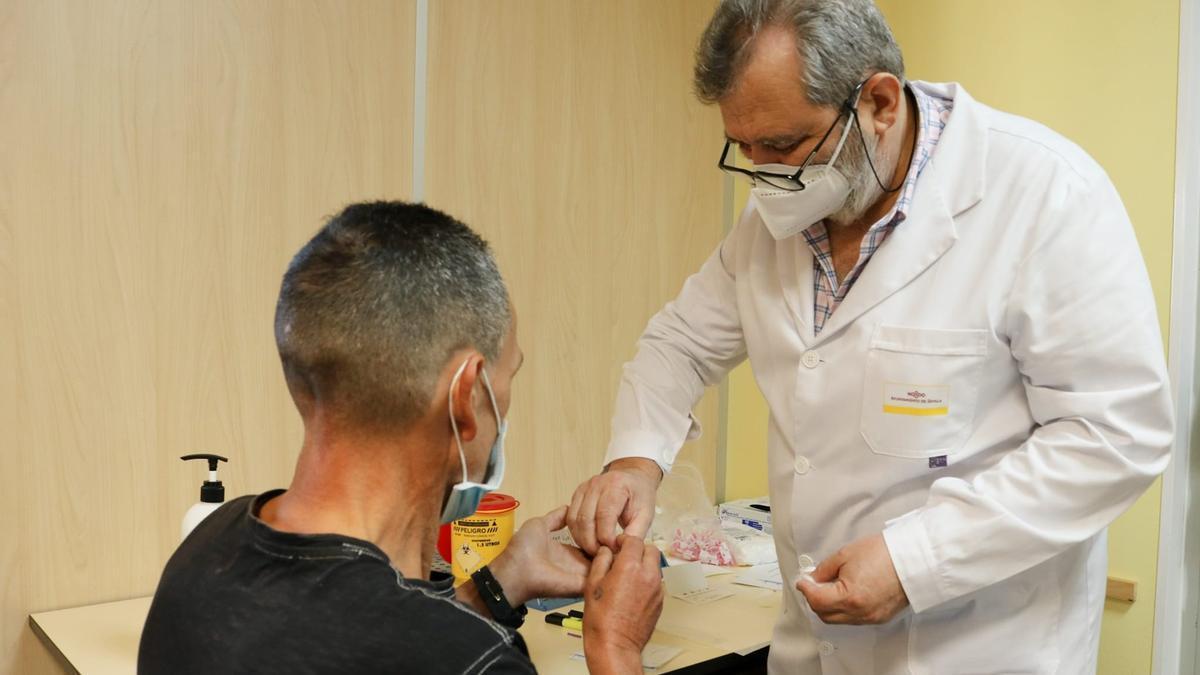 Programa de erradicación de la Hepatitis C