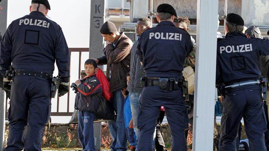 Austria y la R.Checa bajan la alerta en las fronteras con Alemania