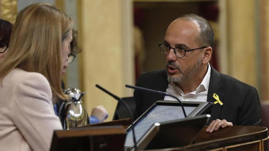 """PDeCAT pide al Gobierno """"sentido de Estado"""" y lograr pactos sobre pensiones"""