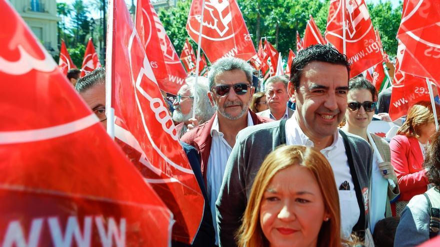 """Mario Jiménez dice que la moción de censura de Podemos es una medida """"inútil"""" que """"no lleva a nada bueno"""""""