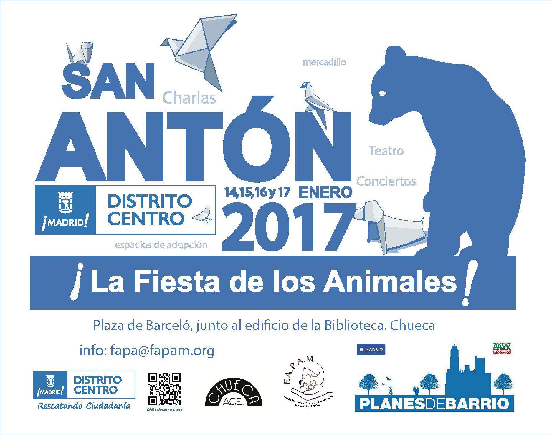 Cartel de San Antón 2017