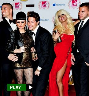 Así fue la gala de los MTV EMA: triunfadores, mejores momentos y los 'Gandía Shore' de estrellas cañí