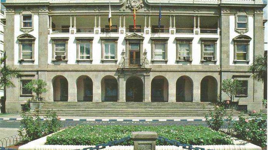 Tribunal Superior de Justicia de Canarias.