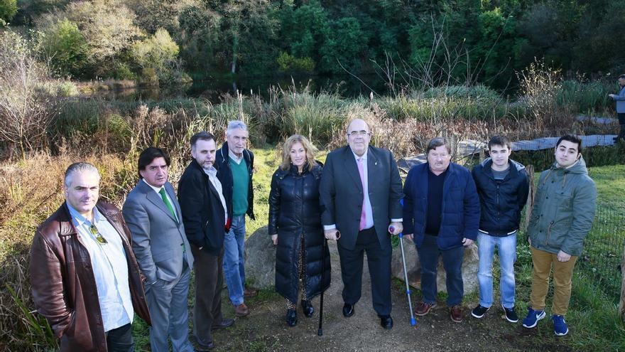 (Ampl) Cantabria declara Área Natural de Especial Interés el Pozo Tremeo en Polanco