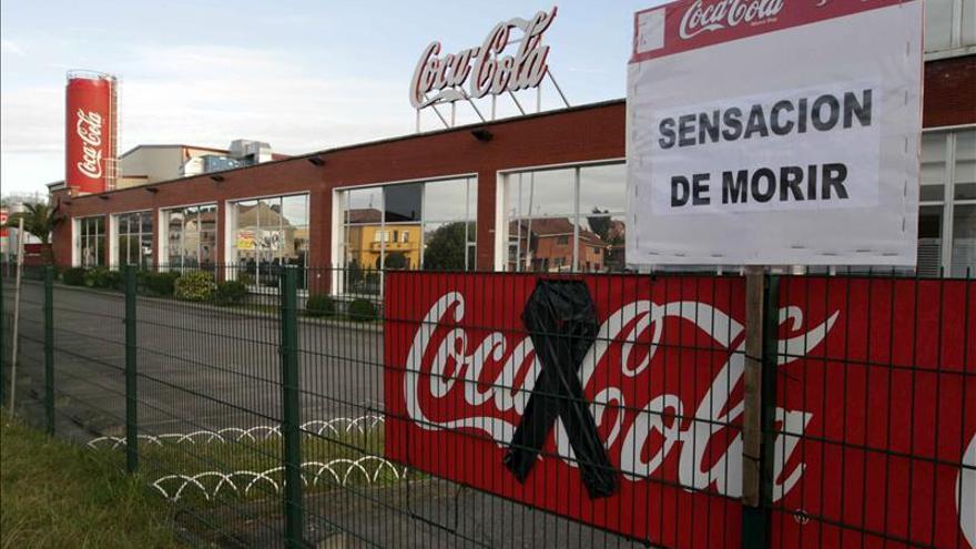 Coca-Cola se planteará si ejecuta el ERE tras no llegar a un acuerdo con los sindicatos