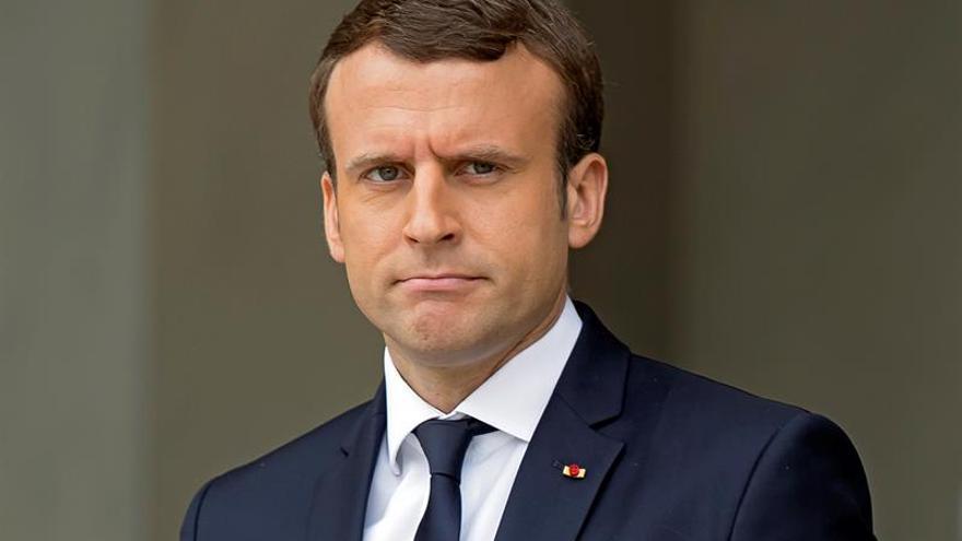 Las sospechas no ensombrecen las perspectivas del partido de Macron