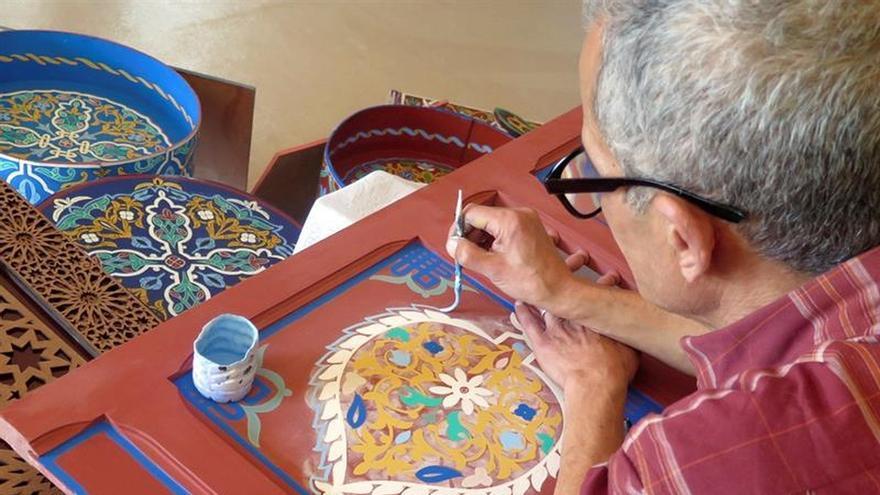 La artesanía marroquí quiere salir del zoco hacia el mundo