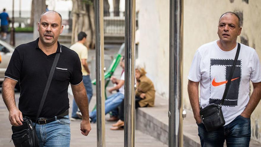 Dos testigos del caso Grúas acuden al juzgado en La Laguna
