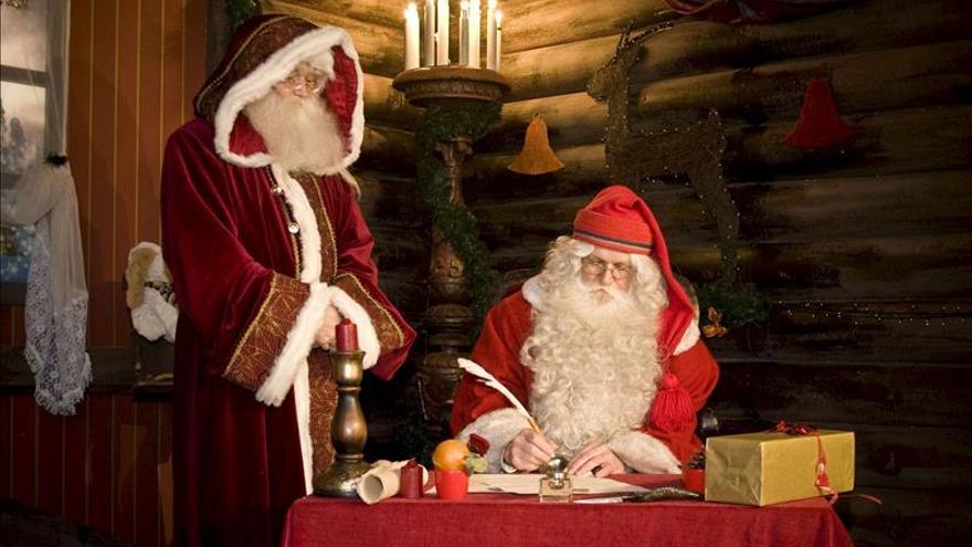 Papá Noel se salva de la quiebra gracias a un grupo turístico de Laponia
