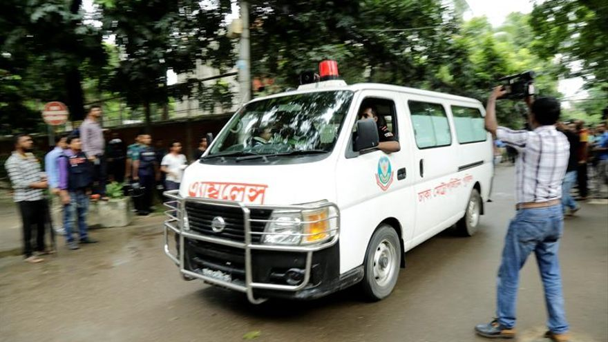 Herido otro sacerdote hindú en un ataque a machetazos en el sur de Bangladesh