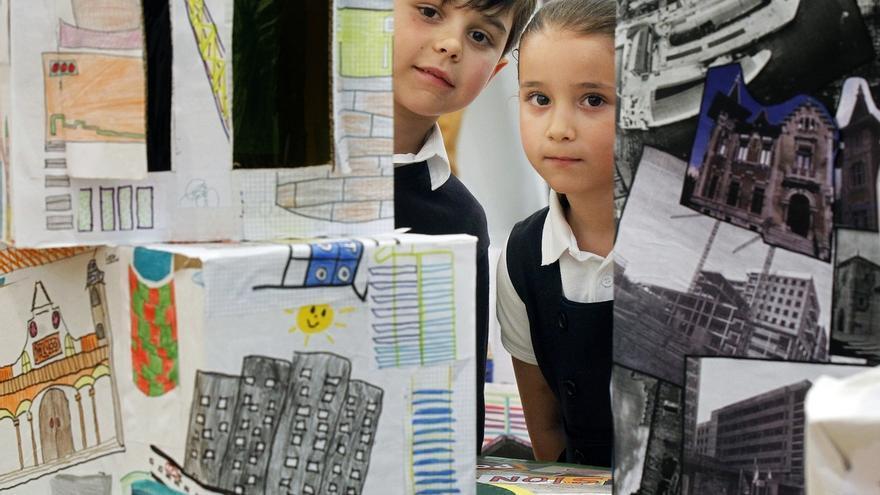 La Fundación Botín muestra en Santander y Madrid las creaciones artísticas de más de 2.000 alumnos