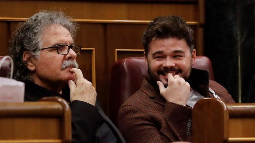 Tardá afirma que habrá Govern porque habrá acuerdo entre los independentistas