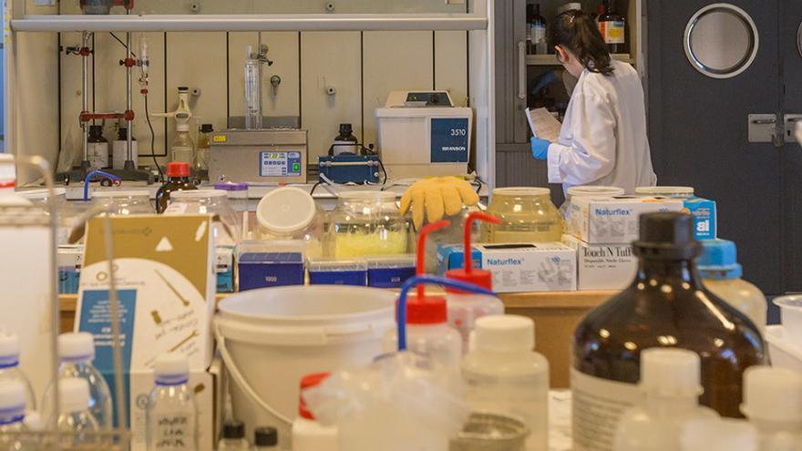 Un centro de investigación de la Universidade de A Coruña en el Campus de Ferrol
