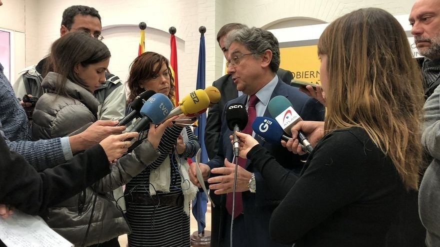 Millo avisa de que una investidura telemática de Puigdemont sería ilegal