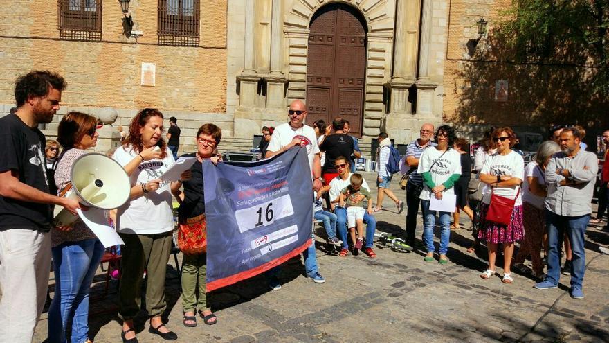 FOTO: Ganemos Toledo