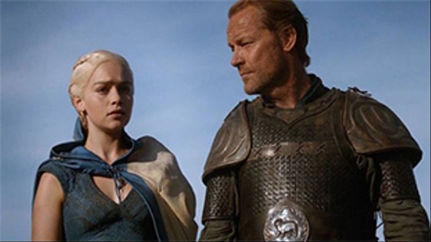 Juego de tronos publica las cartas de Jorah a Daenerys y de Tyrion a Jon - Vertele