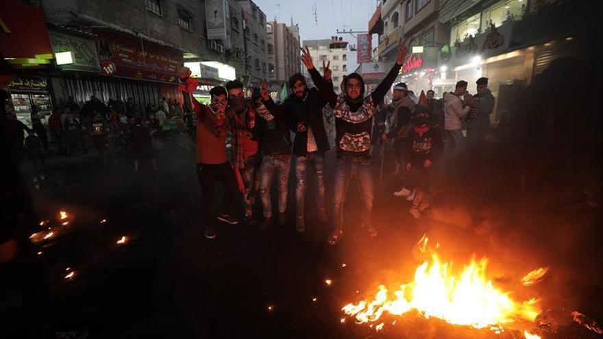 Refuerzo de las fuerzas de seguridad israelíes ante este viernes de protestas