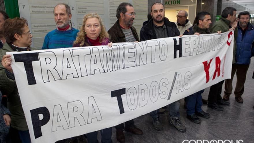 Los manifestantes, en el hospital | MADERO CUBERO