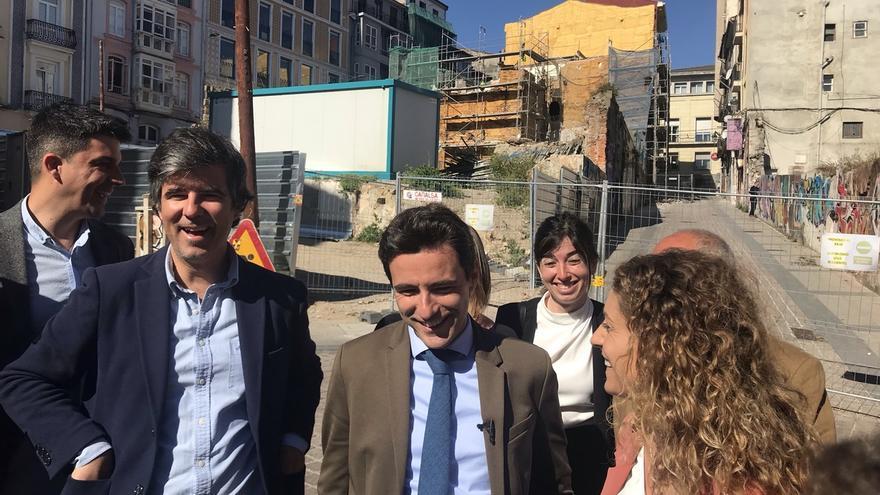 El PSOE impulsará un plan director de regeneración de zonas degradadas y empezará a actuar por el Cabildo