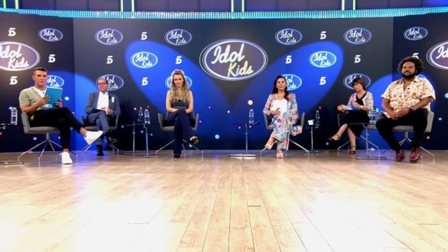 La presentación virtual de 'Idol Kids'