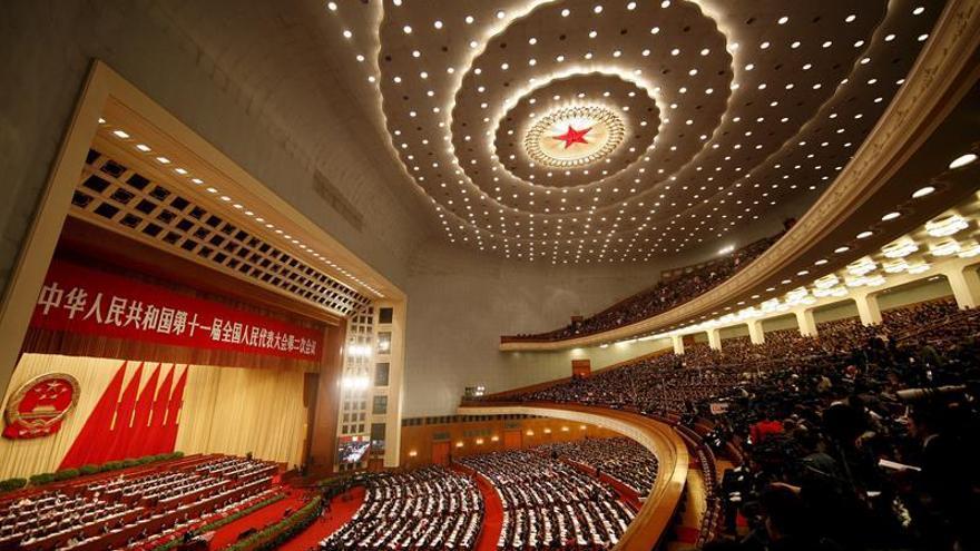 El Parlamento chino ratifica el acuerdo del clima de París