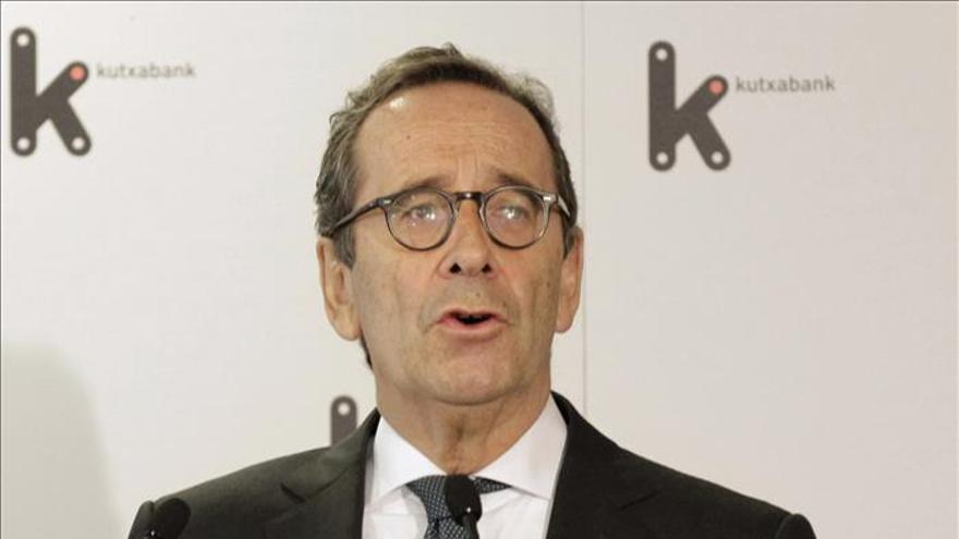 El nuevo presidente de Kutxabank apuesta por la cultura de la solvencia