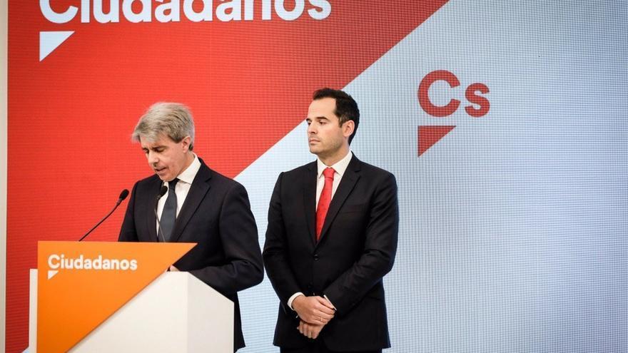 Cs acude a la Junta Electoral Provincial de Madrid para subsanar la lista y registrar a Garrido en el número 13