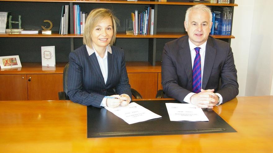 Cebek y Beaz colaborarán para facilitar el trabajo a las personas emprendedoras