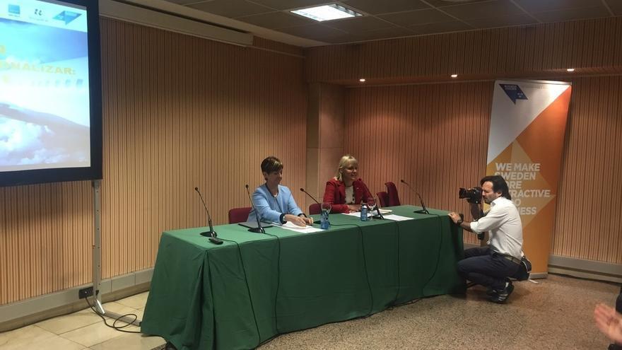 """El Gobierno vasco aboga por aumentar la relación económica con Suecia como """"modelo de referencia en innovación"""""""