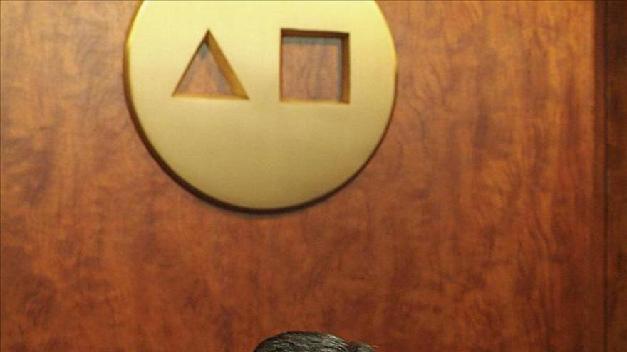 López Abad, uno de los directivos de la CAM que ha sido detenido
