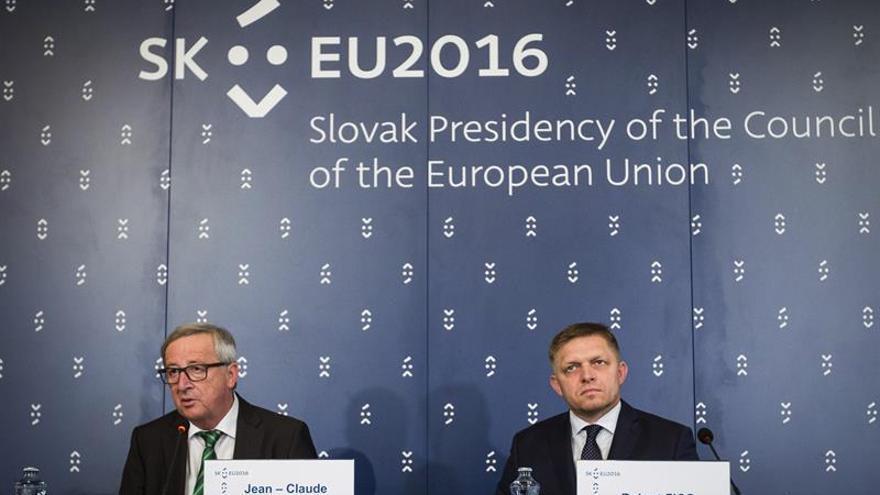 Eslovaquia asume la presidencia europea sin ocultar sus diferencias con la CE
