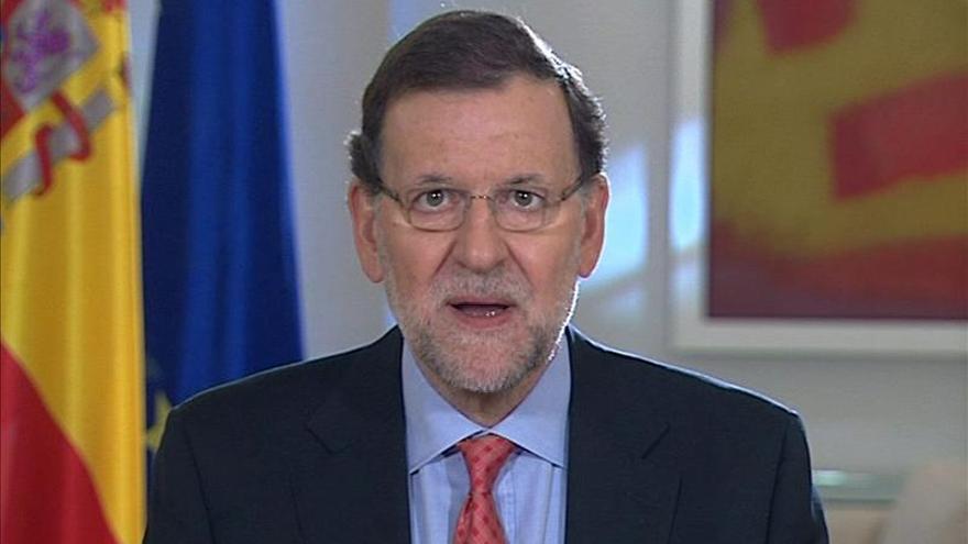 Rajoy busca en China ampliar relaciones que ayuden a agilizar la recuperación