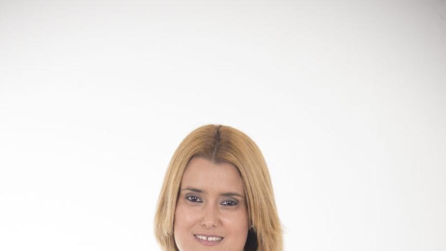 La concejala del Ayuntamiento de Santa Brígida Raquel Santana.