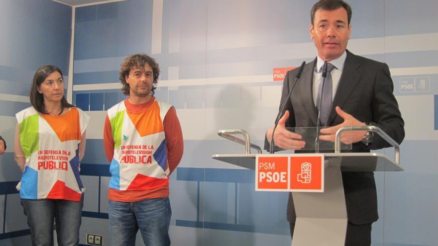 Tom s g mez cree que con el pp en el gobierno de espa a for Sede de la presidencia de la comunidad de madrid