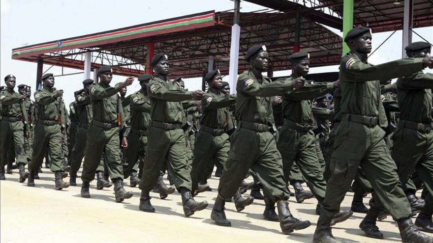 Liberan a seis rehenes búlgaros capturados por rebeldes sudaneses