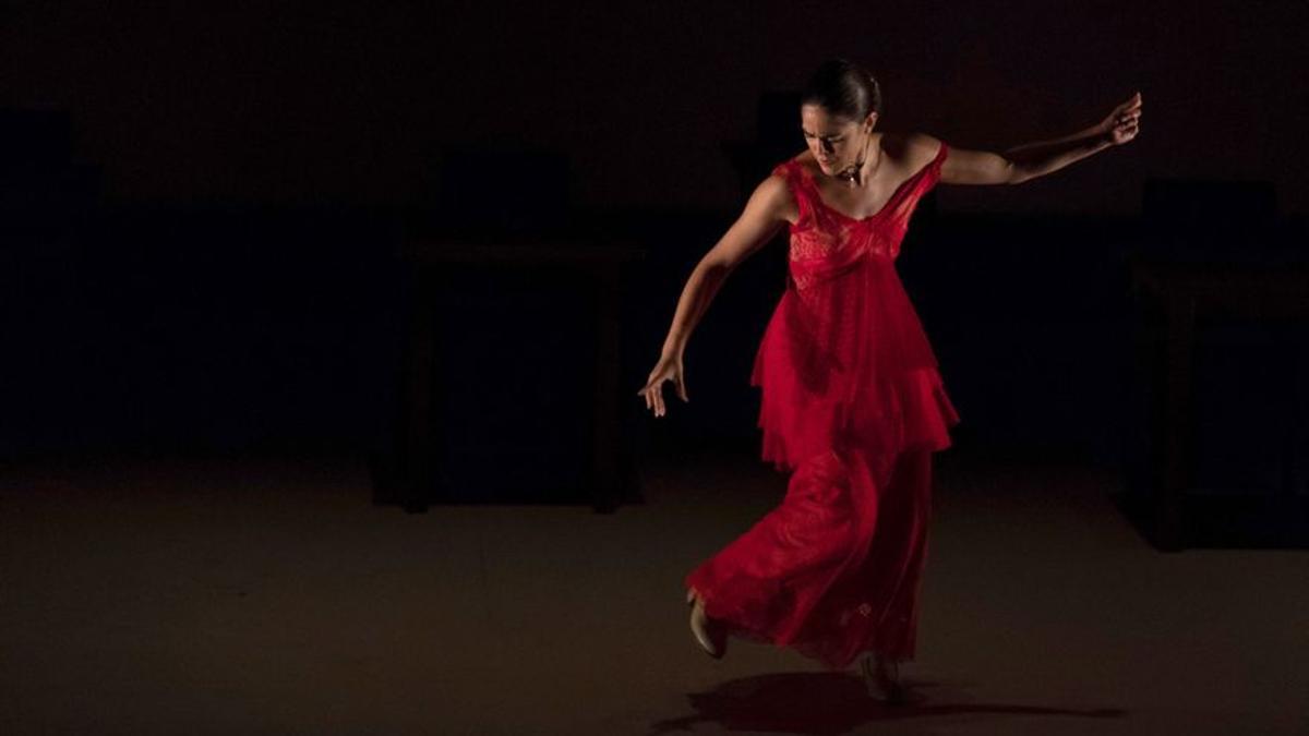 Una coreografía de Sol León